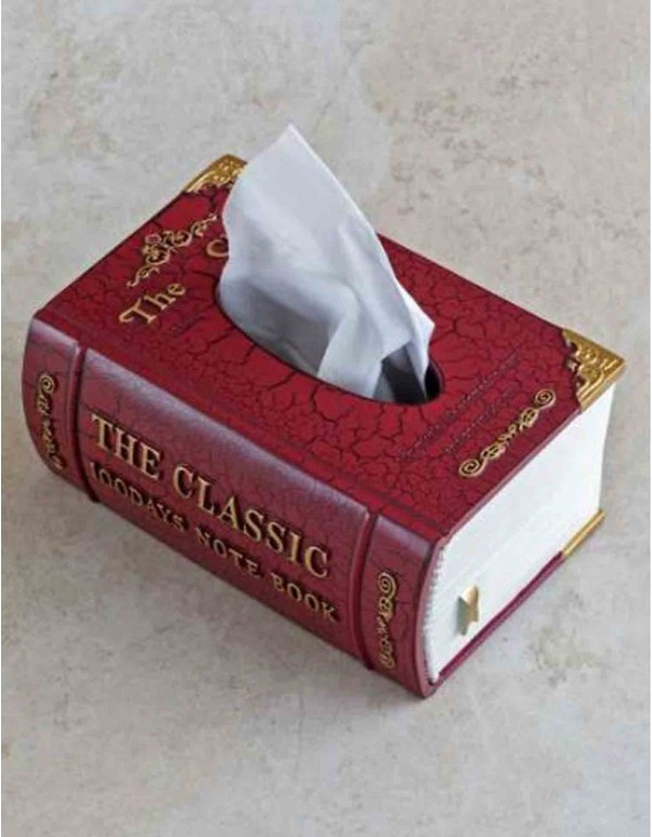 Classic 2nd Edition Home Decor Tissue Box