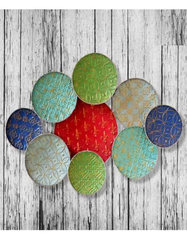 Moroccan Tea Party Wall Hanging Decor