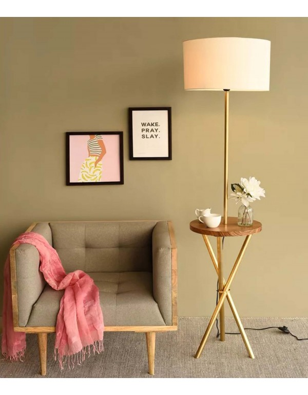 Mykar (LED) Floor Lamp