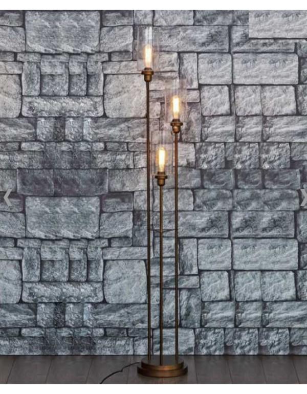Old World Charm Floor Lamp