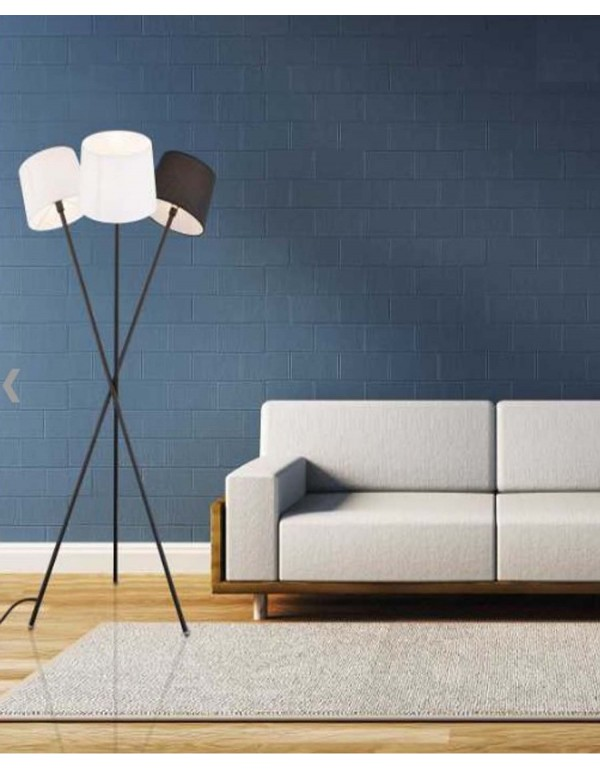 Triple Treat Floor Lamp
