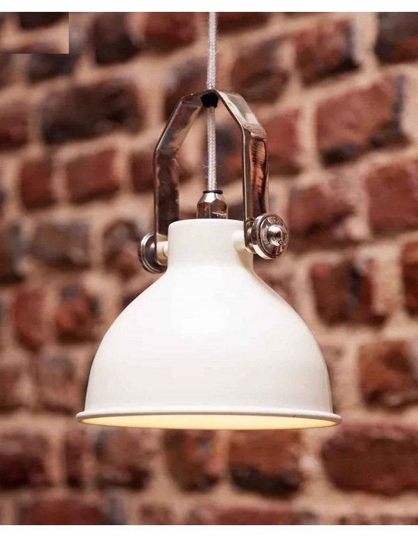 Brunch (LED) White Hanging Lamp