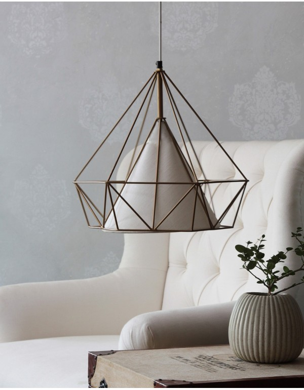 Cone (LED) Hanging Lamp