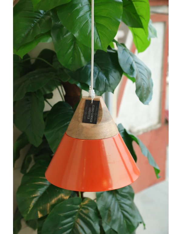 Maverick (LED) Hanging Lamp Orange