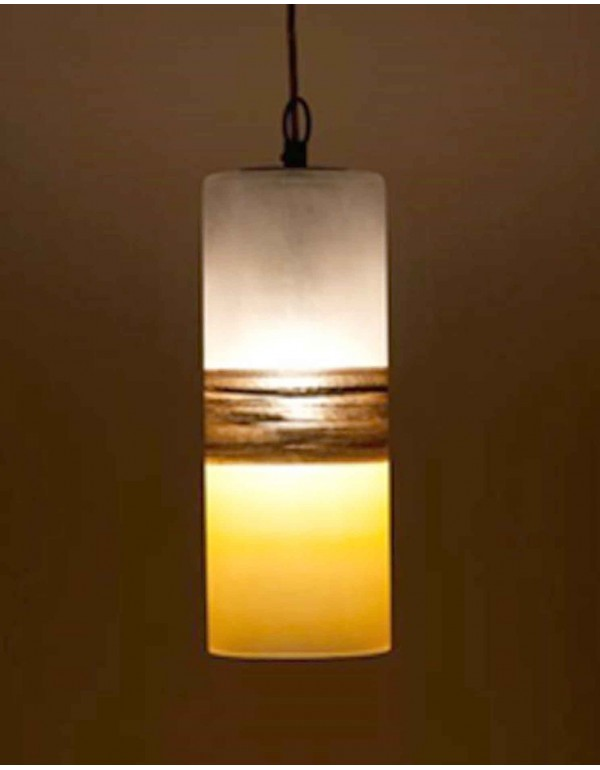 Ustro (LED) Hanging Lamp Yellow