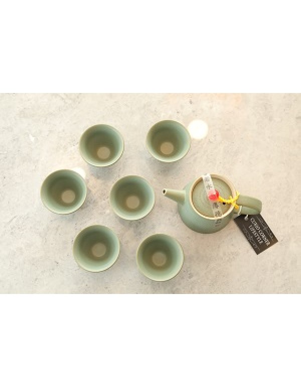 7 Piece Tea Set
