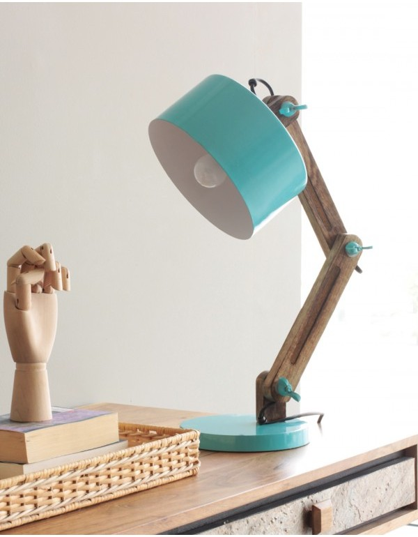 Aurotto Study (LED) Table Lamp