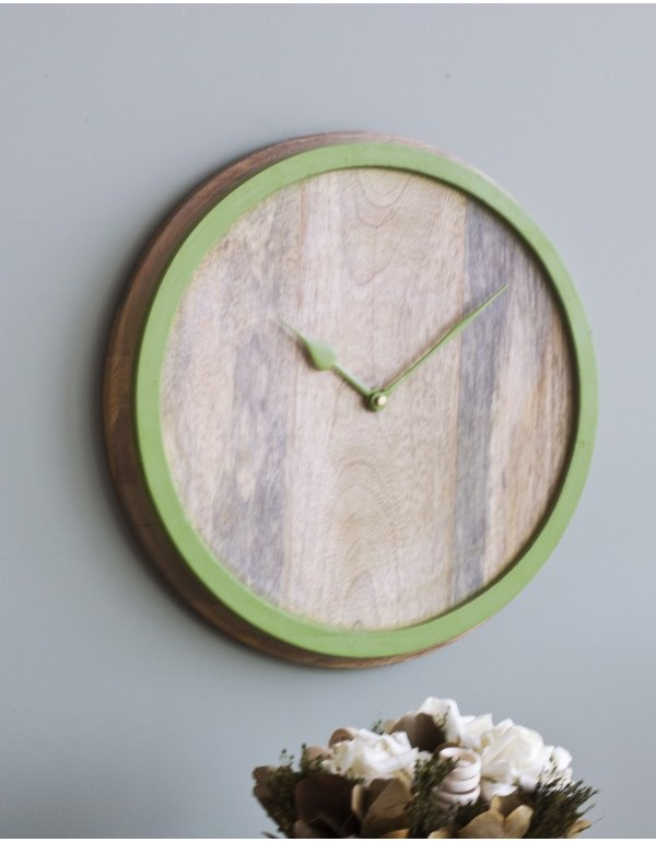 Edggy Wall Clock